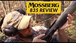 Mossberg 835 Shotgun Review