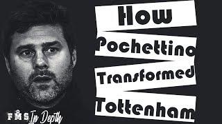 How Mauricio Pochettino Transformed Tottenham | Spurs Champions League 2018/19 | Pochettino Tactics