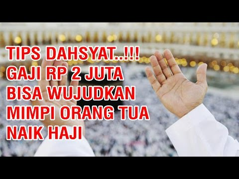 Youtube tips tabungan umroh