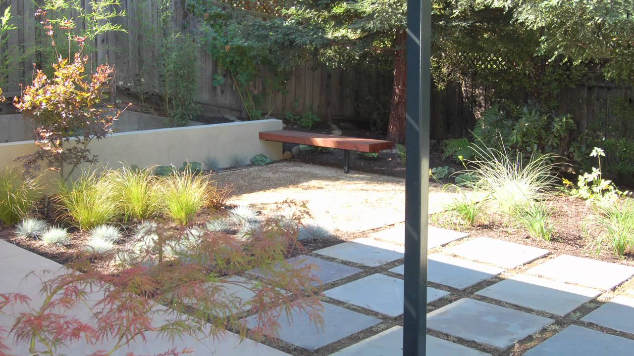 Concrete Patio Amp Hardscape Design Youtube