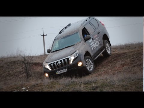 Тест-драйв Toyota Land Cruiser Prado 2014