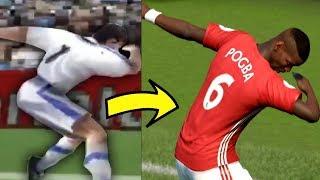 History of FIFA games: FIFA 94 - FIFA 18