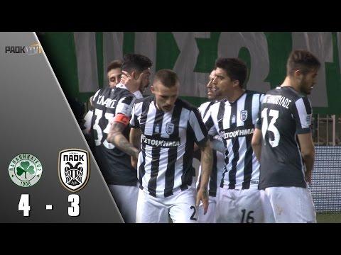 Η παρακάμερα του Παναθηναϊκός-ΠΑΟΚ - PAOK TV