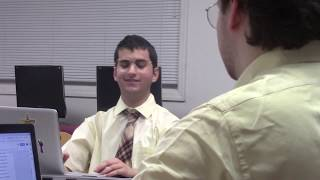 The Office Parody (Jim Impersonates Dwight)