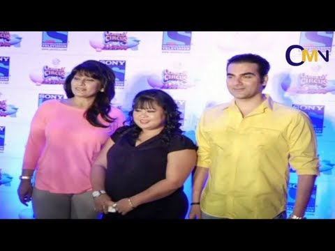 Comedy Circus : New Judges Arbaaz Khan, Archana Puran Singh & Bharti Singh