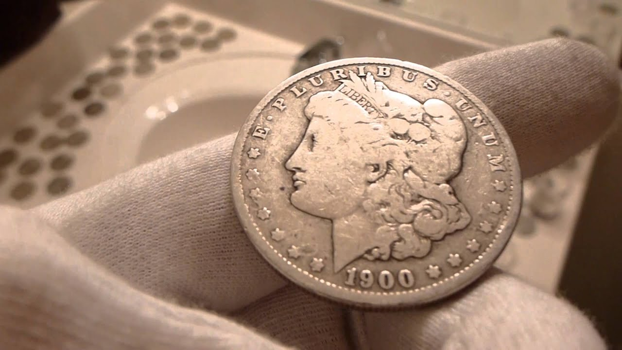 1900 O Morgan Silver Dollar Coin Review Youtube