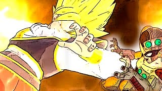 Dragon Ball Z || La revancha de Mecha Freezer (Goku vs Mecha Freezer)