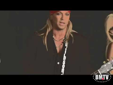 Driven (with ROL Bus footage) by Bret Michaels