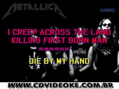 Metallica   Creeping Death