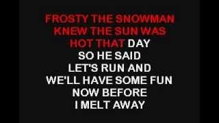 Frosty The Snowman Instrumental