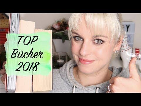 Die BESTEN BÜCHER 2018 - Meine Lese-Highlights