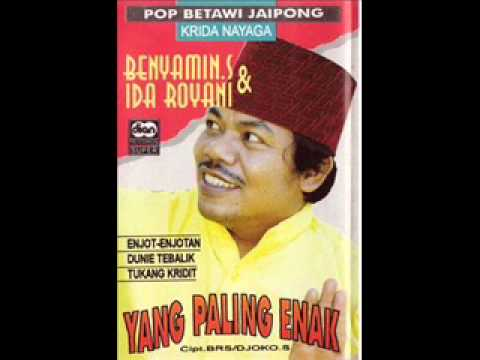 Yang Paling Enak   Benyamin .s & Ida Royani video