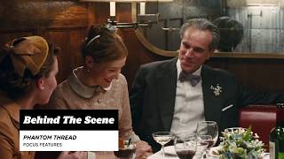 'Phantom Thread' Producer Points Out All The Times Daniel Day-Lewis Fucks Up At Acting