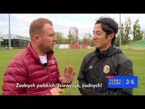 Turbokozak: Ryota Morioka [Śląsk Wrocław] || Piłka Nożna