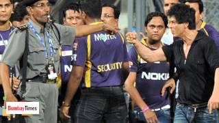 Wankhede Brawl: Police records SRK's statement