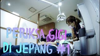 Suster jepang memang cantik !! #periksa gigi