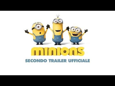 MINIONS - Secondo Trailer Ufficiale (HD)