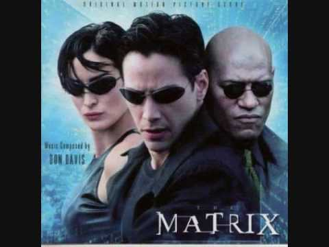 The Matrix is listed (or ranked) 41 on the list The Greatest Film Scores of All Time