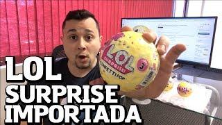 Como importar bonecas LOL Surprise dos EUA (SÓ $13)!