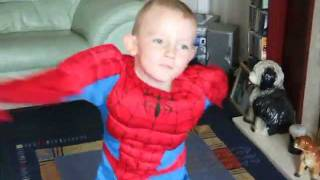The Amazing Spider-Man Little jamie (Fast)