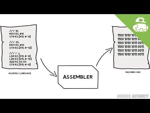 Разработчику - Assembler