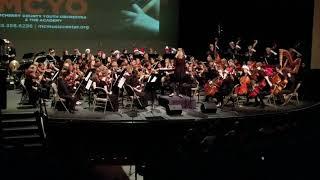 Woodstock High School Symphony Orchestra / Raue center performance