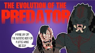 The Evolution of The Predator (Animated)