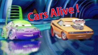 Cars 2 Gameplay - Wingo VS Snotrod
