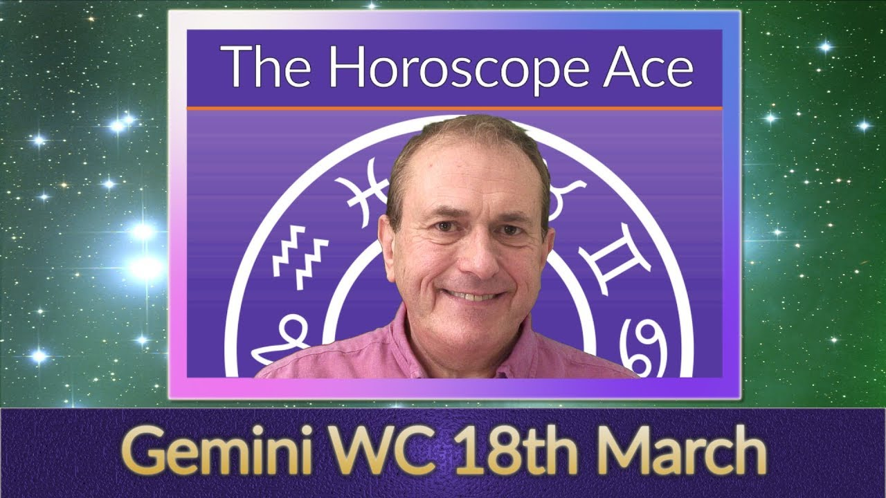 Weekly Horoscopes from 18th March - 25th March