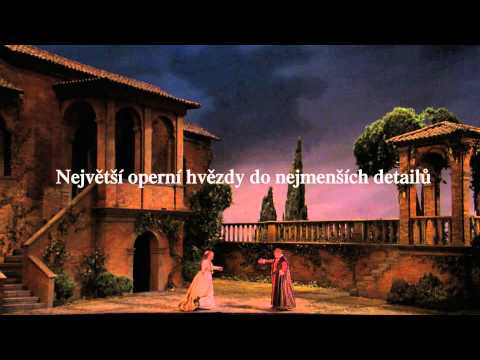 Metropolitn opera: Live in HD trailer CZ 2011-2012