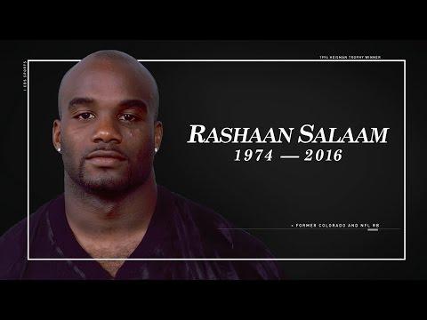 Inside College Football: Remembering Rashaan Salaam