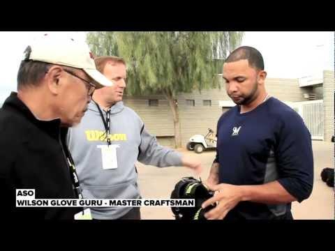 Milwaukee Brewers: Wilson Glove Day 2012