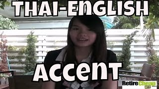 Training Your Ear to Understand a Thai-English Accent