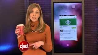 CNET Update - Limits of using Square at Starbucks