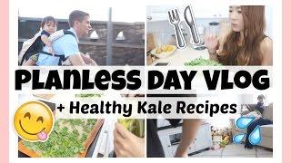 とある1日に密着 Vlog【A day in our life Vlog】ヘルシー 簡単 レシピ|海外育児ママ|赤ちゃん 成長記録 子育て