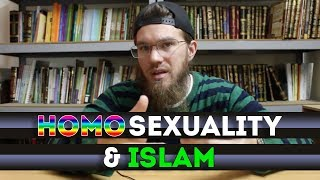 Video: Homosexuality in Islam: Love is the foundation. Not Sexual preference - Saajid Lipham