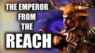 Do you know about the Reachmen Emperor? - Durcorach the Black Drake - Elder Scrolls Lore