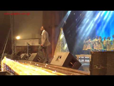 Kwaw Kese Sings At Mtn Nine Lessons And Carols video