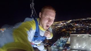 GoPro: Jumping off the Stratosphere in Las Vegas