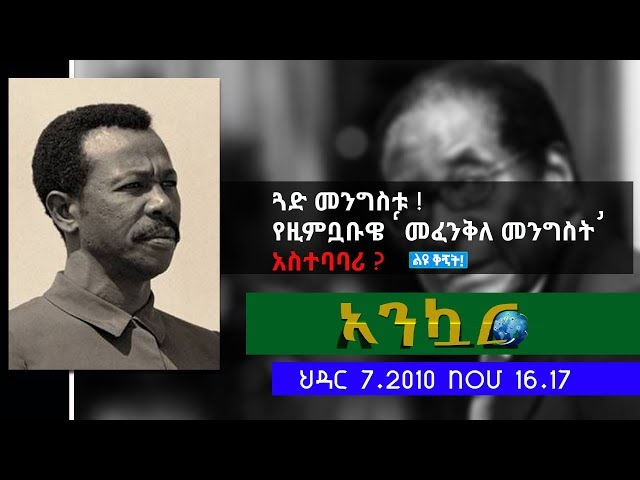 Ethiopian Daily News Digest (Mengistu & Mugabe) | November 16, 2017