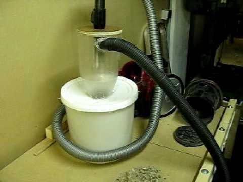 Cyclone Dust Separator  (1 of 2)