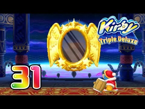 Kirby Triple Deluxe ITA [Parte 31 - Amazing Mirror?] Music Videos