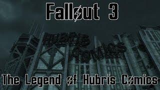 Fallout 3- The Legend of Hubris Comics