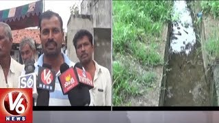 Karimnagar Dist People In Panic Situation With Spread Of Seasonal Diseases