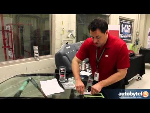 Auto Glass Repair How To Video   3M Windshield Chip Crack Repair Kit   ABTL Auto Extras   YouTube