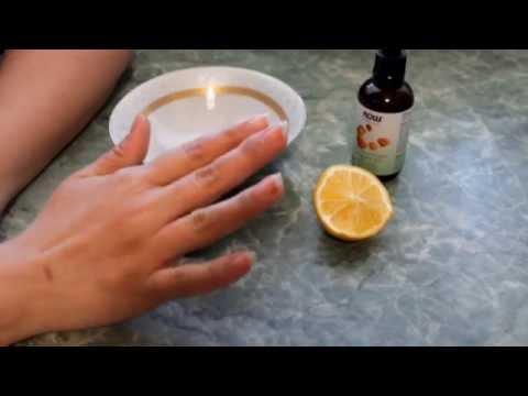 Масло для ногтей своими руками рецепт 5