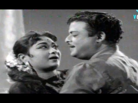 Poojaikku Vandamalar - Gemini Ganesan - Savitri | Tamil Full Movie video