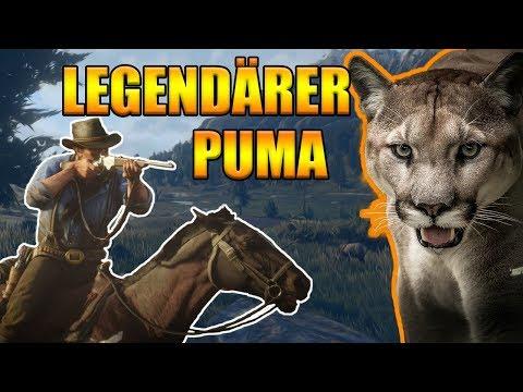 Legendärer Puma Red Dead Redemption 2 - Legendäre Tiere jagen
