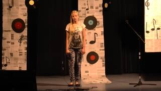 Madzia Szyniec - List do matki (piosenka z rep. Violetty Villas)