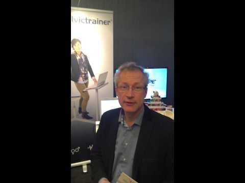 Sponsor Eubius Pelvic Trainer Post IUGA ICS Netherlands